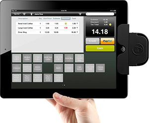 iPad Point of Sale